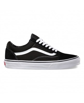VANS Кеды UA OLD SKOOL VD3HY28 Black/White