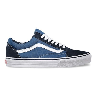 Vans кеды UA OLD SKOOL Navy VD3HNVY