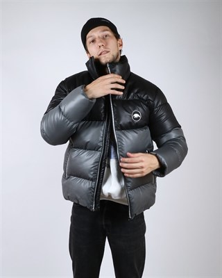 Куртка Anteater Downjacket-black_grey
