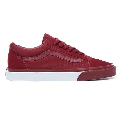 VANS Кеды UA OLD SKOOL VA38G1Q7H (MONO BUMPER RED