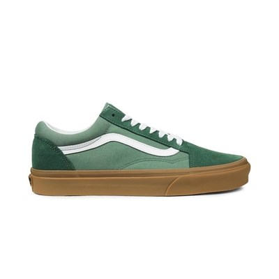VANS Кеды UA OLD SKOOL VA38G1Q9V DUCK GREEN/G