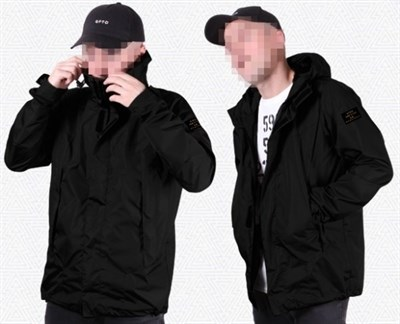 "Куртка ""GIFTED"" SS18/121 черный"