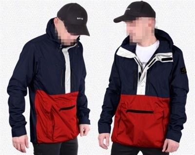 "Куртка ""GIFTED"" SS18/135 сине-красный"