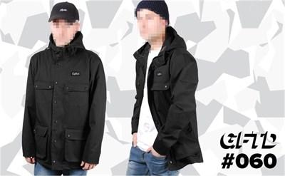 "Куртка ""GIFTED"" SS17/060 черный"