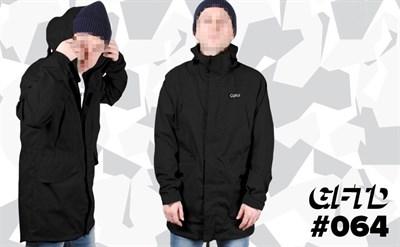 "Куртка ""GIFTED"" SS17/064 черный"