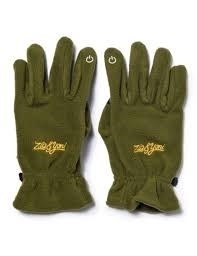 Перчатки ZIQ&YONI LOGO AW17 оливковые