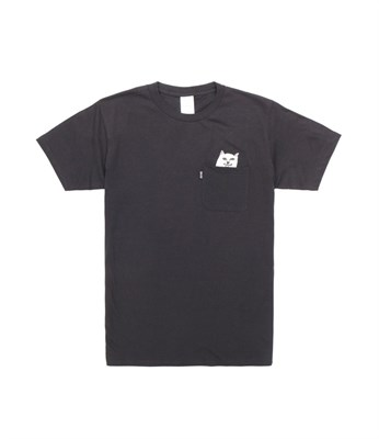 RIPNDIP Футболка Lord Nermal Pocket Tee Black