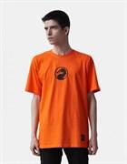 Волчок Футболка MORTAL KOMBAT оранжевый
