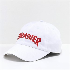 Thrasher кепка NECKFACE INVERT OLD TIMER HAT