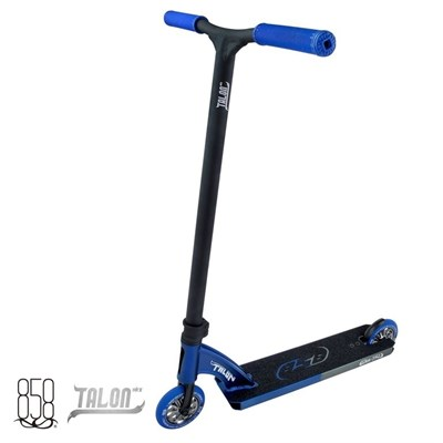 Самокат Ride 858 Tallon  Blue dark/Chrome NEW