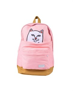 RIPNDIP Рюкзак Lord Nermal Backpack pink