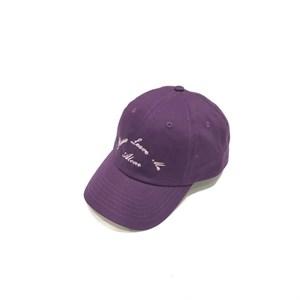 Бейсболка ZIQ & YONI ALONE SS18 фиолетовая (ONE SIZE)