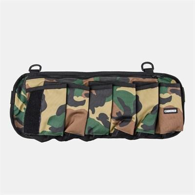 Сумка поясная для баллонов Cans Bag Камуфляж Woodland