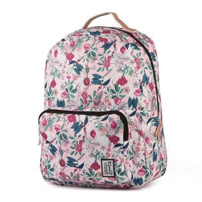 Рюкзак THE PACK SOCIETY Classic Backpack (Разноцветный (Pink Botanical Allover-77))