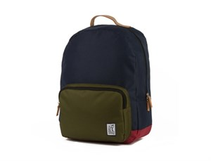 Рюкзак THE PACK SOCIETY Classic Backpack 999PCL702 (Разноцветный (Midnight Blue/Forest Green/Burgundy-26))