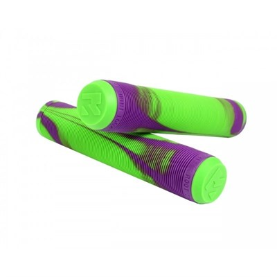 Грипсы RI Air Green/Purple