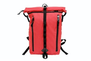 Рюкзак Anteater rolltop красный