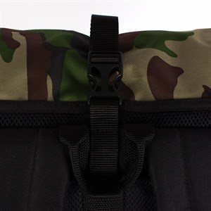 Рюкзак Anteater rolltop camo black