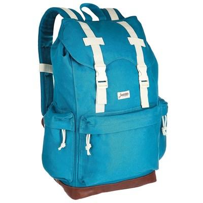 Рюкзак ЗАПОРОЖЕЦ Daypack Heritage (Синий (Blue/Brown))