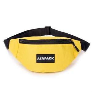 Поясная сумка AIR PACK  желтая (Размер: OS )