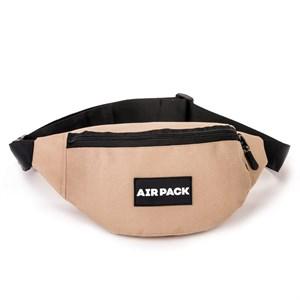 Поясная сумка AIR PACK  бежевая (Размер: OS )