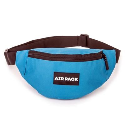 Поясная сумка AIR PACK голубая (Размер: OS )