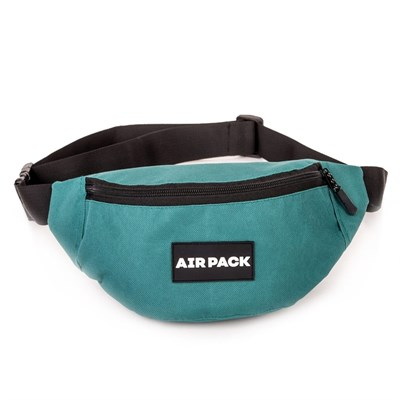 Поясная сумка AIR PACK  зелёная (Размер: OS )