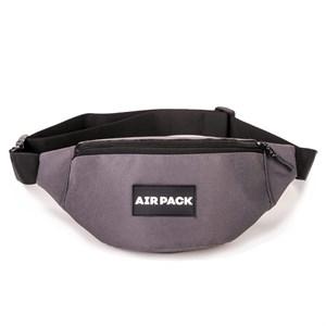 Поясная сумка AIR PACK серая (Размер: OS )