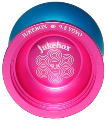 Йо-йо - 9.8 - Jukebox (Blue/Pink)