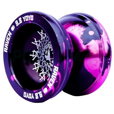 Йо-йо - 9.8 - Raven Splash (Violet/Black)