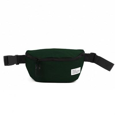 Якорь поясная сумка Большая барка темно-зеленая