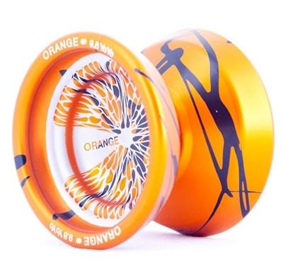 Йо-йо - 9.8 - Orange Splash Orange/Black