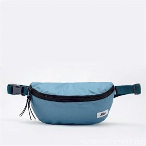 Якорь поясная сумка Капитанская барка '18 бирюзовая