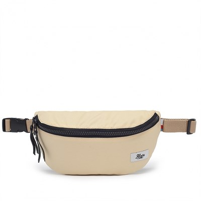 Якорь Поясная сумка Капитанская барка ореховая