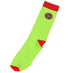 Носки ЗАПОРОЖЕЦ Футбол (Зеленый (Салатовый), O/S)