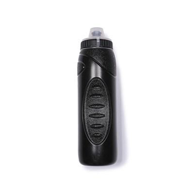 Бутылка спортивная ZIQ & YONI SPORT LOGO SS18 черная (ONE SIZE)