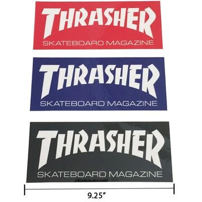Наклейка THRASHER Большая