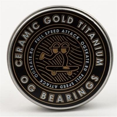 OG Skate Подшпиники OG ceramic bearings Керамические подшипники из титана
