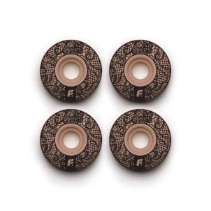 Комплект колес Footwork (SHOW ME TITS 51 мм 101A Форма Classic )
