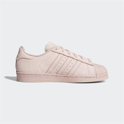 ADIDAS обувь B41506 SUPERSTAR W ICEPNK/ICEPNK/SILVMT