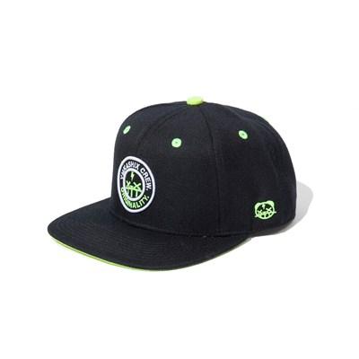 Кепка YMKA SHIX Black Neon Cap