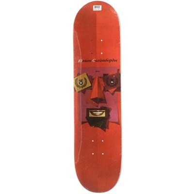 Юнион Дека Face, 7,875x31,875, конкейв Low