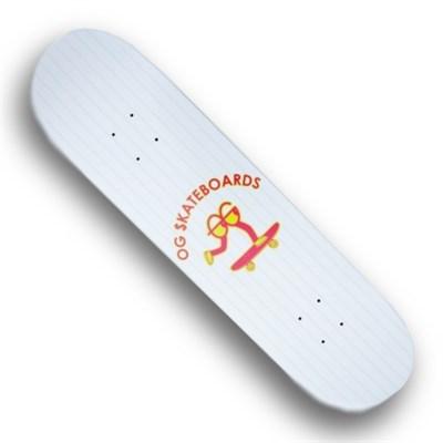 OG Skate Дека OG logo limited 8.125 x 31,776
