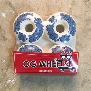 OG Skate Колеса OG wheels 53 мм жесткость 99 А.