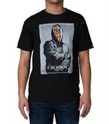 Футболка CROOKS & CASTLES Juice T-Shirt Black