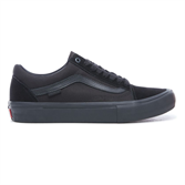 VANS Кеды MN OLD SKOOL PRO VZD41OJ Blackout - фото 12808
