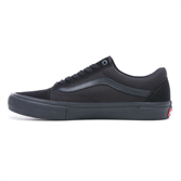 VANS Кеды MN OLD SKOOL PRO VZD41OJ Blackout - фото 12810