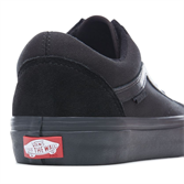 VANS Кеды MN OLD SKOOL PRO VZD41OJ Blackout - фото 12812