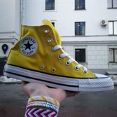Converse кеды Chuck Taylor All Star 163353. - фото 13886