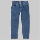 Carhartt Джинсы (Regular) Newel Pant BLUE (STONE WASHED) - фото 15857